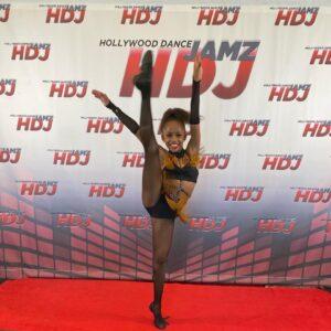 Sydney Parker - Intermediate Dancer of the Year HDJ 2021